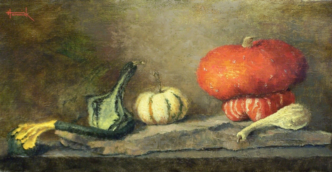 Great Caesar's Gourds 8x16